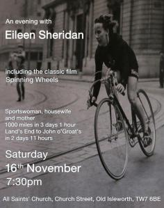 Evening with Eileen Sheridan